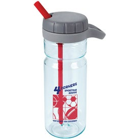 OXO Twist Top Bottle Branded with Your Logo
