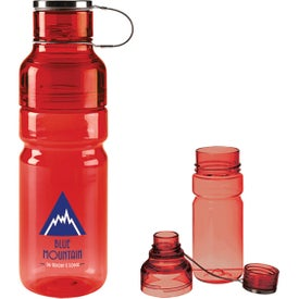 OXO Two Top Bottle for Marketing