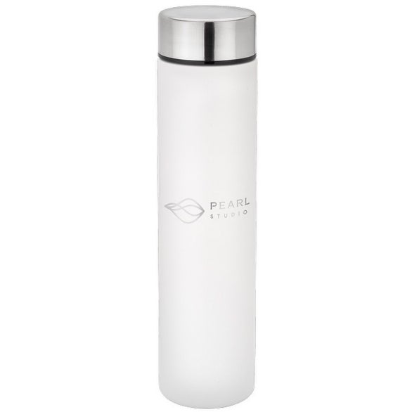 White Pace Trail Vacuum Water Bottle
