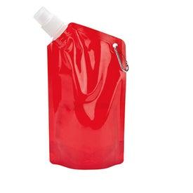Logo PE Water Bottle