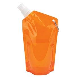 Company PE Water Bottle