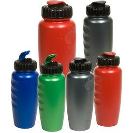 Logo Pearl-Tone Gripper Bottle