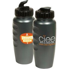 Pearl-Tone Gripper Bottle for Marketing