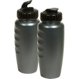 Promotional Pearl-Tone Gripper Bottle