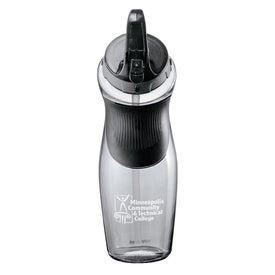 Penguin BPA Free Sport Bottle for Advertising
