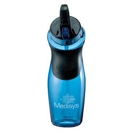 Imprinted Penguin BPA Free Sport Bottle