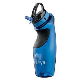 Monogrammed Penguin BPA Free Sport Bottle