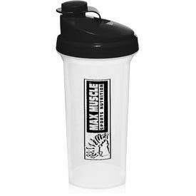 Plastic Shaker Bottle (25 Oz.)