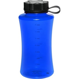 Plastic Sports Bottle (34 Oz.)