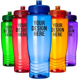 Eco-Friendly Sports Bottle for Marketing