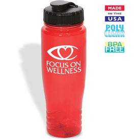 PolyClean Sipper Branded with Your Logo