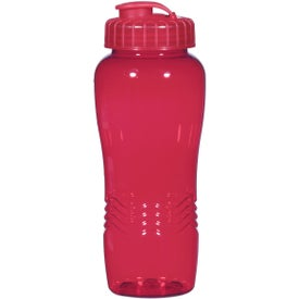 Poly Clean Wave Bottle for Your Organization