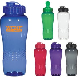 Poly Clean Wave Bottle