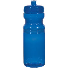 Imprinted Poly-Clear Fitness Bottle