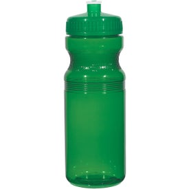 Poly-Clear Fitness Bottle for Promotion