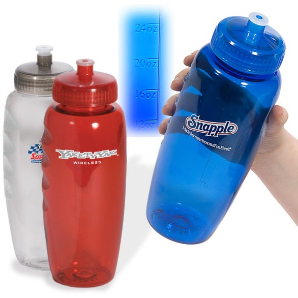PolyClear Gripper Bottle