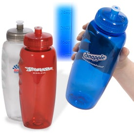 PolyClear Gripper Bottle (30 Oz.)