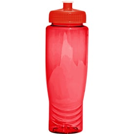 Poly Fresh Rainier Water Bottle for Advertising