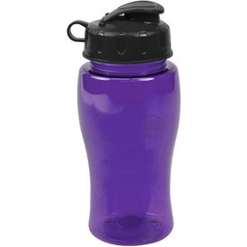 Poly Pure Bottle with Flip Lid for Your Church