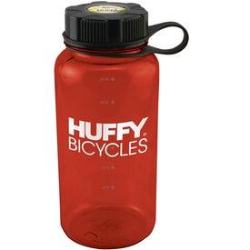 PETG Bottle with Your Slogan