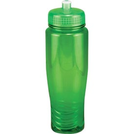 Printed Polyclean Bottle Factory Direct