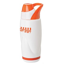 Polypropylene Water Bottle Branded with Your Logo