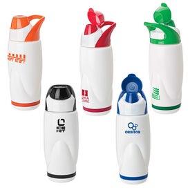 Polypropylene Water Bottle (26 Oz.)