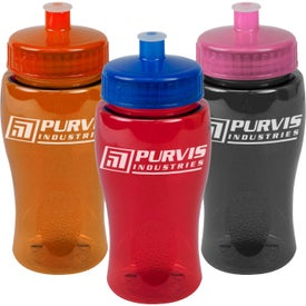 Logo Poly-Pure Junior Bottle