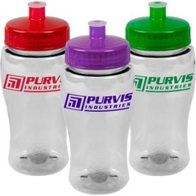 Poly-Pure Junior Bottle for Marketing