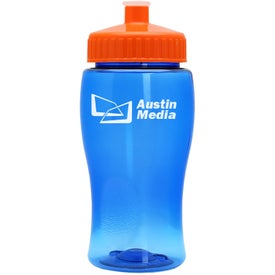 Poly-Pure Junior Bottle with Your Logo
