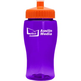 Poly-Pure Junior Bottle Branded with Your Logo