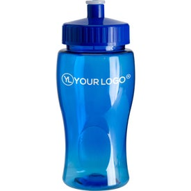 Poly-Pure Junior Bottle (18 Oz.)