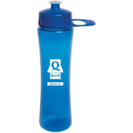 Printed PolySure Exertion Bottle with Grip