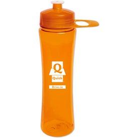 Custom PolySure Exertion Bottle with Grip
