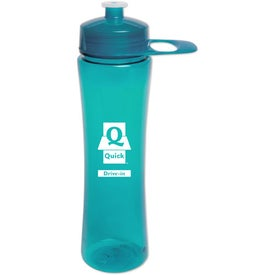PolySure Exertion Bottle with Grips (24 Oz.)