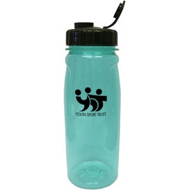 Customized PolySure Grip'N Sip Bottle