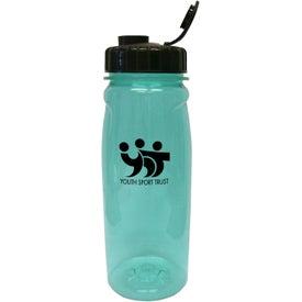 Customized PolySure Grip'N Sip Bottle