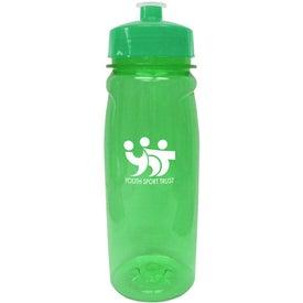 Advertising PolySure Grip'N Sip Bottle
