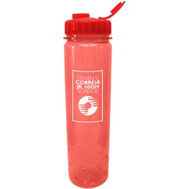 PolySure Inspire Bottle with Your Slogan
