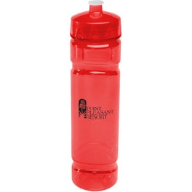 Personalized PolySure Jetstream Bottle