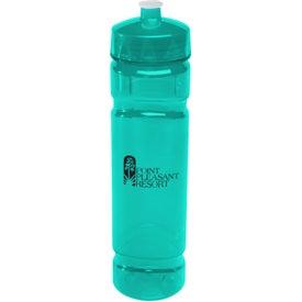 Imprinted PolySure Jetstream Bottle