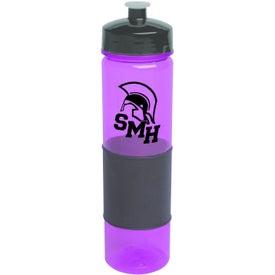 Customized PolySure Mezzo Silicone Grip Bottle
