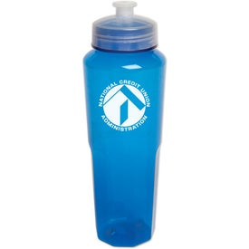 PolySure Retro Bottle Printed with Your Logo