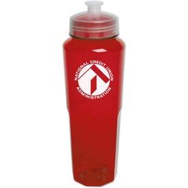 PolySure Retro Bottle with Your Slogan