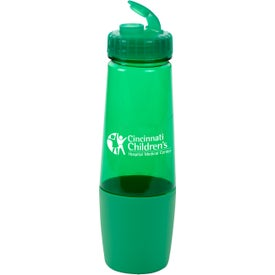 PolySure Sip N Pour Bottle Printed with Your Logo