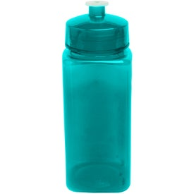 PolySure Squared-Up Bottle for Your Organization