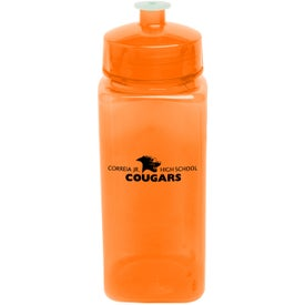 PolySure Squared-Up Bottle for Promotion