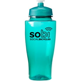 Customized Polysure Twister Bottle