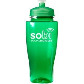 Logo Polysure Twister Bottle