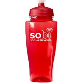 Promotional Polysure Twister Bottle